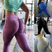 ACTIVEWEAR SCRUNCH BUTT LEGGINGS - Back Pockets