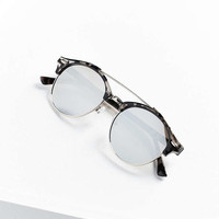 St.Tropez Half-Frame Sunglasses - Urban Outfitters