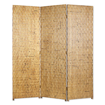 "Screen Gems Gilded Screeen 72"" Room Divider"