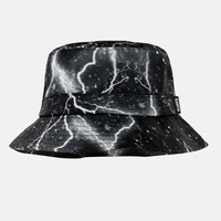 Black Rain Bucket Hat
