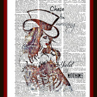 Buy Any 2 Prints Get 1 Free Blind Mag Repo The Genetic Opera Quote Vintage Dictionary Art