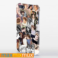 Harry Styles Collage iPhone 4/4S, 5/5S, 5C Series Full Wrap Case