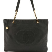 Heritage Chanel Flat CC Tote