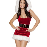 Sassy North Pole Babe Christmas Costume