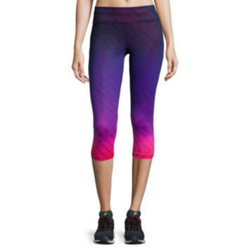 Xersion™ Printed Capris