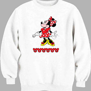Mickey Minnie Love Couples B Sweater for Mens Sweater and Womens Sweater ***