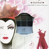 e.l.f. Disney Villains Collection Look Book ~ Evil Queen