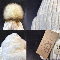 UGG Knit And Pom Hat Cap [2974244211]