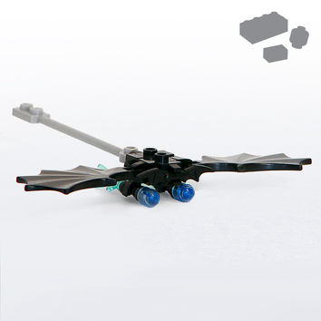 Custom Lego Knight Glider Parts and Instructions