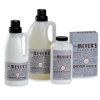 Mrs. Meyer's® Clean Day Aromatherapeutic Lavender Laundry Products