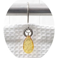 Prism Resin Shower Curtain Hooks in 5 Colors