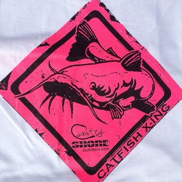Catfish Crossing Series Ladies Short Sleeve Tee