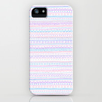 Pattern iPhone & iPod Case by Madi