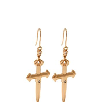 Skyfall Sword Earrings