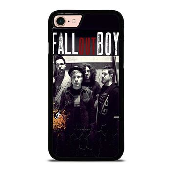 FALL OUT BOY PERSONIL iPhone 8 Case