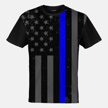 Tactical Thin Blue Line USA Jersey (Ships in 2 Weeks)