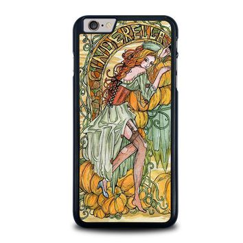 cinderella art disney iphone 6 6s plus case cover  number 1