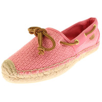 Sperry Womens Katama Casual Espadrille Boat Shoes
