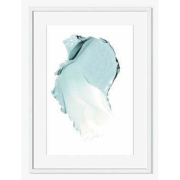 Offset for west elm Print - Blue Pigment by The Licensing Project