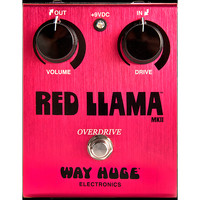 Way Huge Electronics Way Huge Red Llama Overdrive Guitar Effects Pedal
