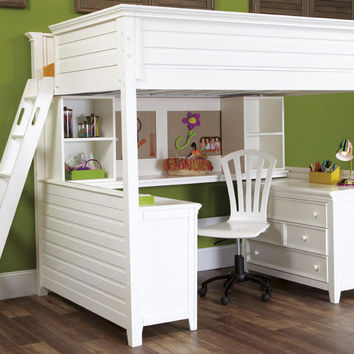 Dixie Twin Size Loft Bed