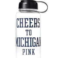 University of Michigan Water Bottle - PINK - Victoria's Secret