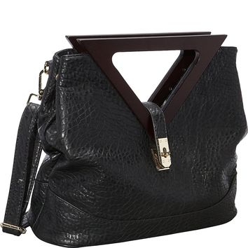 Ann Creek Triangle Handle Satchel