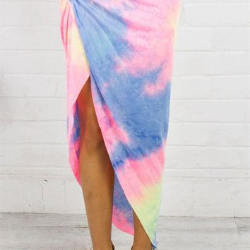 Groovy Girl Maxi Skirt - FINAL SALE!