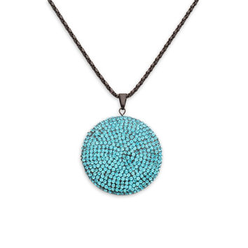Cece Aqua Necklace
