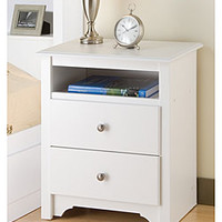 White Nightstands | Overstock.com: Buy Bedroom Furniture Online