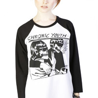 Chronic Youth Unisex Raglan