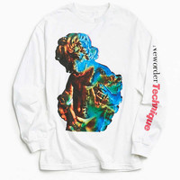 New Order Technique Long Sleeve Tee | Urban Outfitters