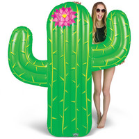 Bigmouth Giant Cactus Pool Float