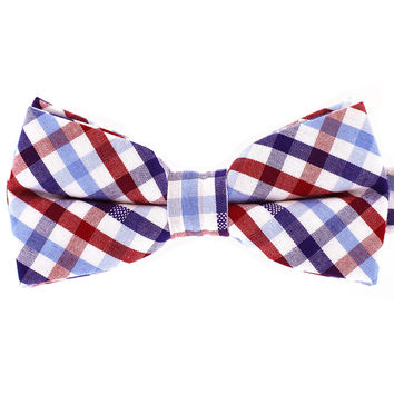 Tok Tok Designs Children Bow Tie for 2 - 10 Years (BK20, 100% Cotton)