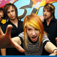 Paramore Group Poster 24inx36in
