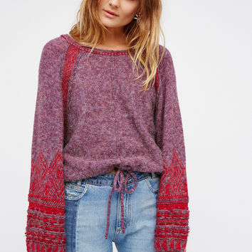 Free People Hidden Valley Pullover