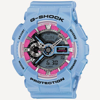G-Shock S Series Gmas110f-2A Watch Purple One Size For Women 26571975001