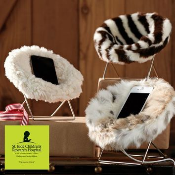 Mini Hang-A-Round Phone Chair