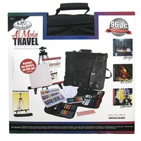 Royal & Langnickel All Media Travel Artist Set | Shop Hobby Lobby