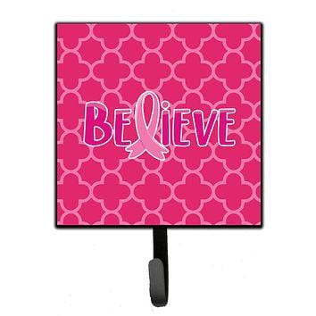 Breast Cancer Awareness Ribbon Believe Leash or Key Holder BB6980SH4