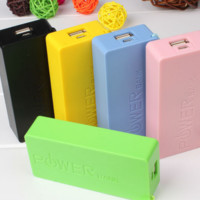 5600mAh Power Bank USB for all Phone