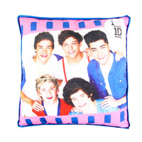 One Direction Square Cushion