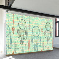 Dream Catchers Wall Mural