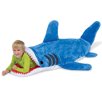 The Shark Bait Sleeping Bag