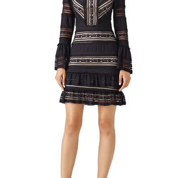 Parker Black Topanga Dress