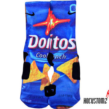 Doritos Custom Nike Elite Socks ALL SIZES!!