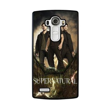 SUPERNATURAL LG G4 Case Cover