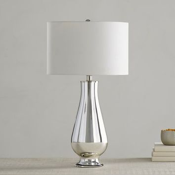 Jackie Mercury Table Lamp