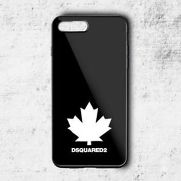 Best Luxury Dsquared 2 Logo Case For iPhone 6 6s 6+ 6s+ 7 7+ 8 8+ Cover