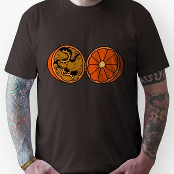 Clockwork Orange (brass) Unisex T-Shirt